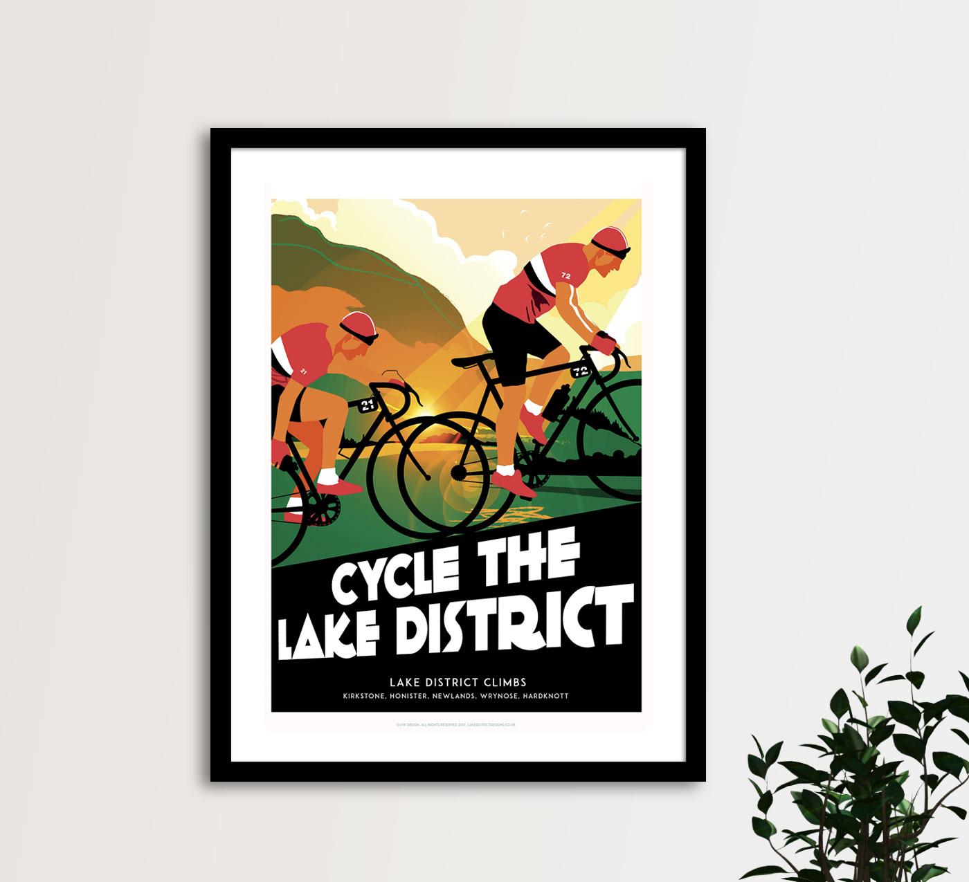 Lake Distrcit cycling