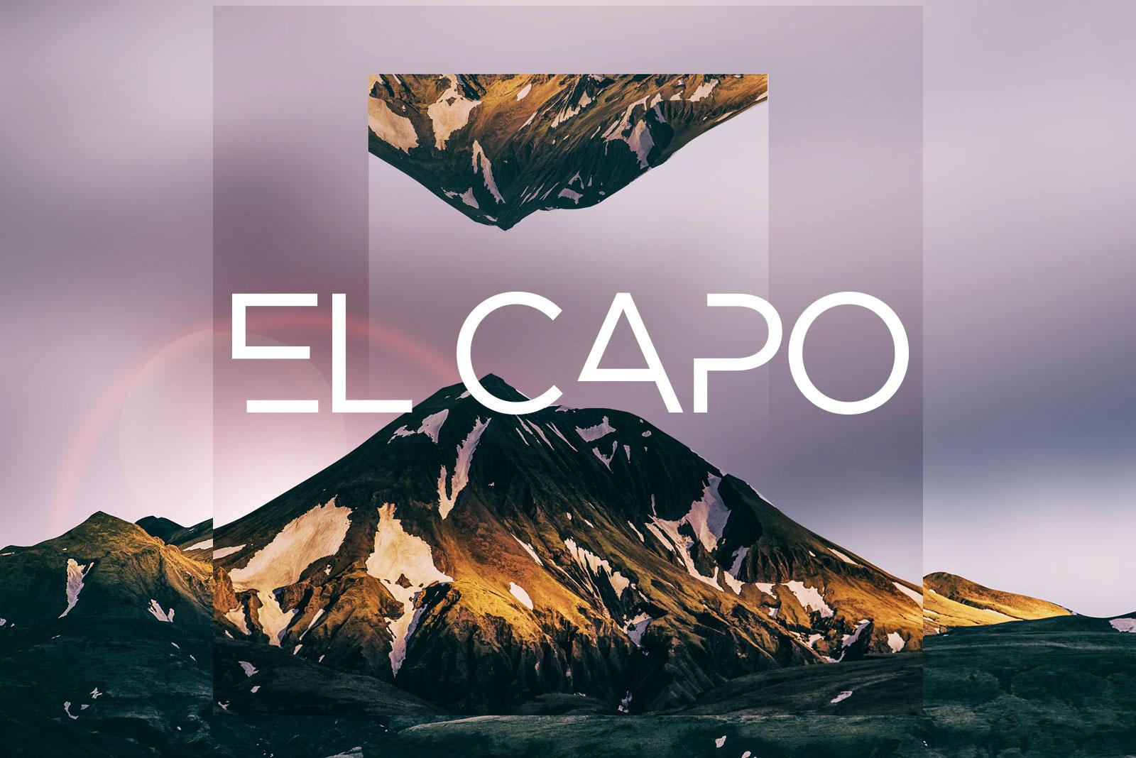 El Capo music logo