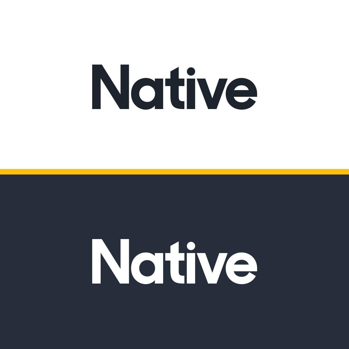 Native branding