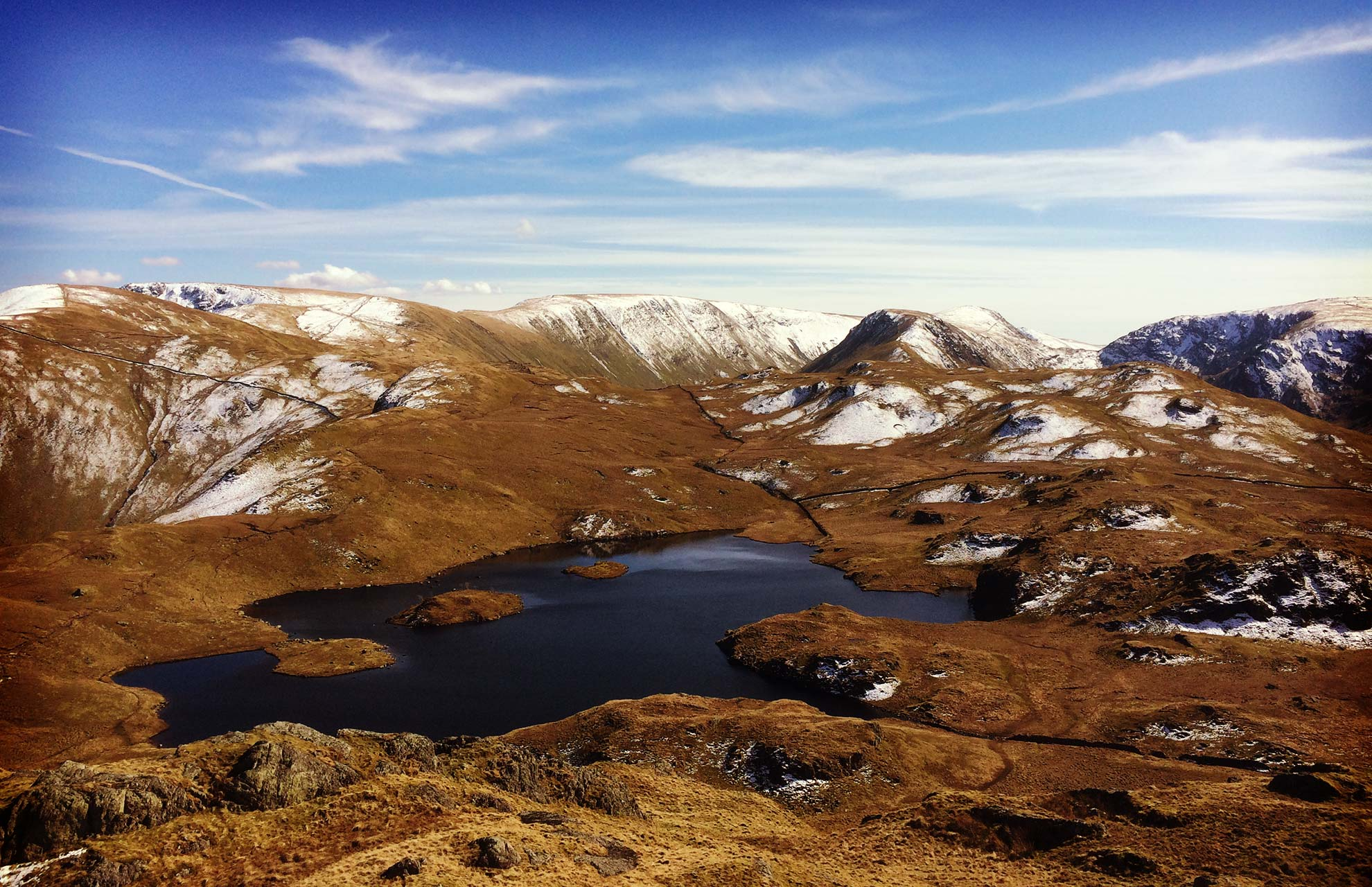 Lake District - Angle Tarn