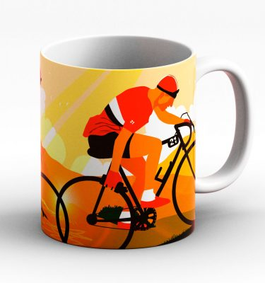 Lake District cycling mug