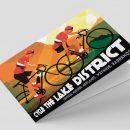 Lake District greetings card