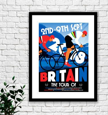 The Tour of Britain 2018