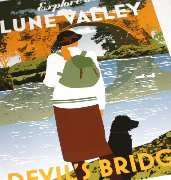 Lake District print